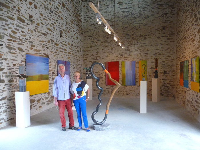 Exposition galerie l'Étrillet – Septembre 2014