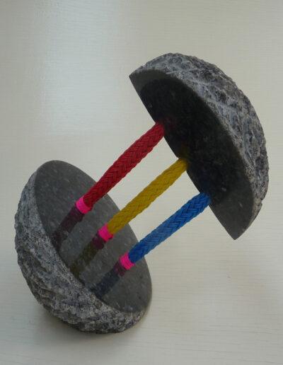 2020-Dualité-Granit,Filin-Ht 23cm x29cm