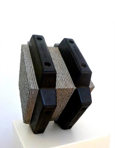 2013-Protection-Granit, Caoutchouc-HT 36 cm x 36 cm